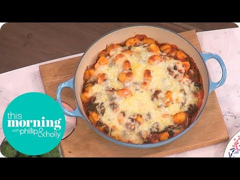 Donal Skehan's Perfect Autumn Gnocchi Bake | This Morning