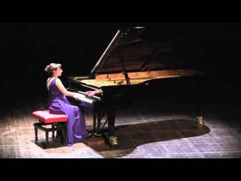 07.10.15: F. Schubert: Sonata N. 21 D 960 op. post. – 1. Molto moderato - Maria Perrotta