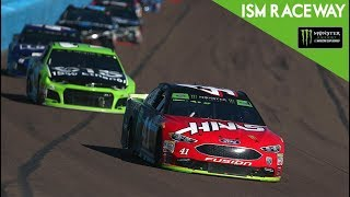 Monster Energy NASCAR Cup Series- Full Race -Can-Am 500