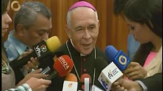 Monseñor Padrón rechaza la Constituyente y la tilda de dictadura militar comunista
