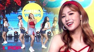 [Simply K-Pop] Oh Ha Young(오하영) _ Don't Make Me Laugh _ Ep.376 _ 082319