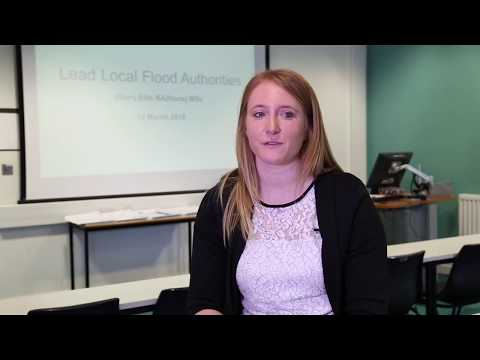 Why study Flood and Coastal Engineering at Brunel University London? Mentor's view