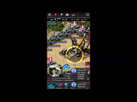 Mobile Strike 101 - Another epic live stream