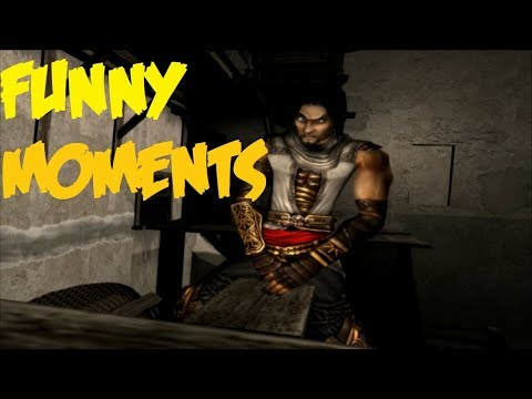 Prince Of Persia : The Two Thrones Funny...