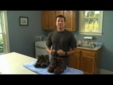 GORE-TEX® Footwear Care Instructions
