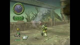 Battalion Wars GameCube Gameplay - Serious battle