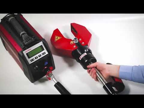 Elpress KL2585 Hydraulic Cutting Head