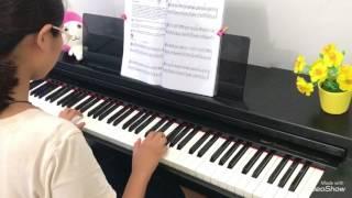 Greenleaves - Van Anh piano