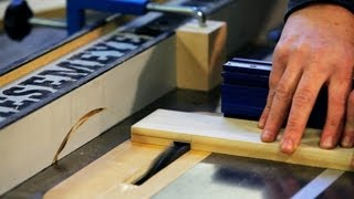 How To Make A Half-lap Joint | Woodworking