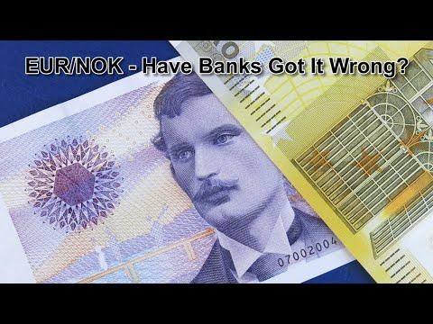 EUR / NOK Kann Uns überraschen