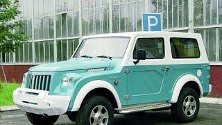 #642. ГАЗ 2169 Комбат [Авто подборка](Тюнинг автомобилей на гусеничном ходу. Уникальные вездеходы со всего мира. Самые проходимые автомобили..., 2015-05-06T19:20:18.000Z)
