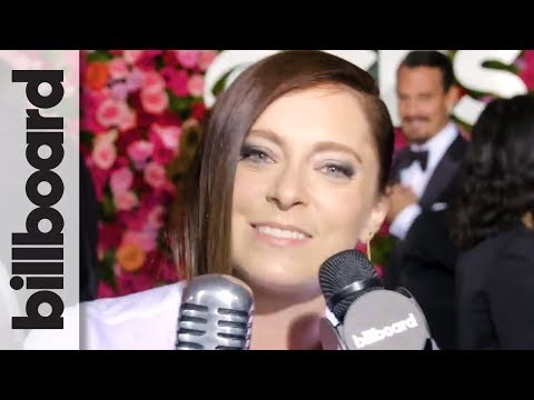 Rachel Bloom Sings 'Putting It Together' | Tony Awards 2018