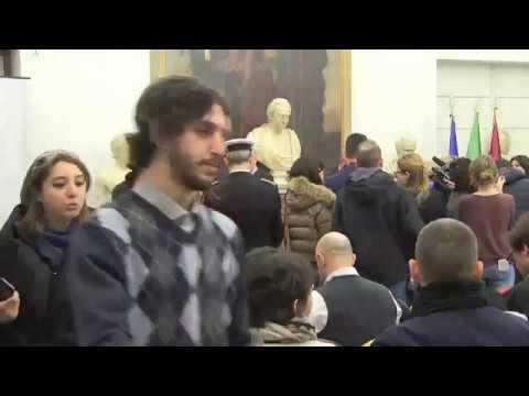 Raggi firma il protocollo d'intesa con Confartigianato Imprese Roma