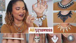 [HAUL et REVUE ALIEXPRESS] Des bijoux à tout petit prix !