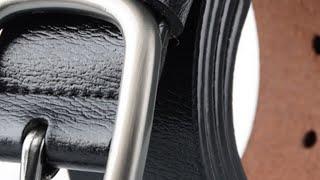 видео Мужские кожаные ремни (89 фото): брендовые модели из натуральной кожи, брючные аксессуары ручной работы для мужчин