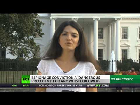 Manning Spy? Whistleblower faces 136+ yrs jail time under Espionage Act