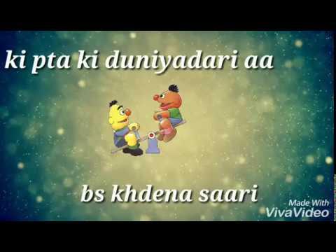 Mere yar 17 sector jahe | punjabi song | whats app status|