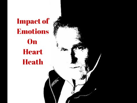 Heart Attack Mind body Connection, Impact of Emotions