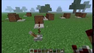 Tuto Minecraft: Créer une musique avec des note blocks