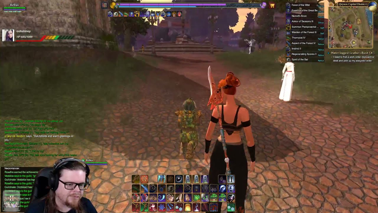 EverQuest 2 | Server: Kaladim | Icy Dig, Drayek and new alternate character