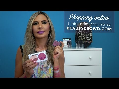 Shopping online su Beautycrowd.com (Freedom Makeup, L.A. Colors, Absolute New York, Del Sol)