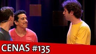 IMPROVÁVEL - CENAS IMPROVÁVEIS #135