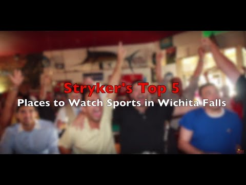Top 5 Places in Wichita Falls to Watch Sports