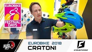 euroBike 2018  CRATONI c-maniac для детей и взрослых