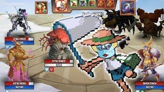 CAZABICHOS MIGUEL INTENTA un GRAND DUEL! - Monster Legends