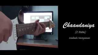 Chaandaniya (2 States) - Cover by Mahesh Narayanan HD