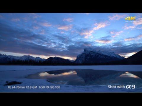 Sony | α | α9 High resolution full-frame 4K