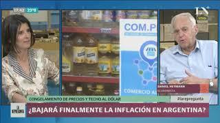 Historia de la inflación en Argentina: ¿Un problema sin solución?