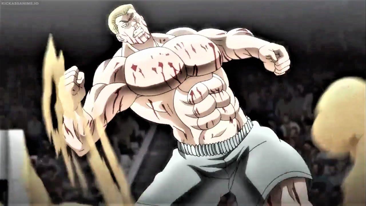 baki anime 2019
