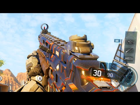 MI PRIMERA PARTIDA A CALL OF DUTY: BLACK OPS 3