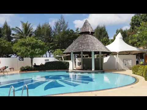 Aonang Villa Resort in Krabi Province in Thailand