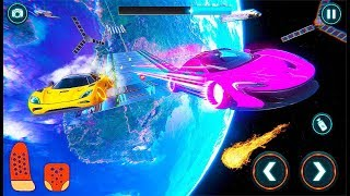 Speed Car Stunt Ramp Car Racing Stunt - Impossible Car Driving Games - Android GamePlay