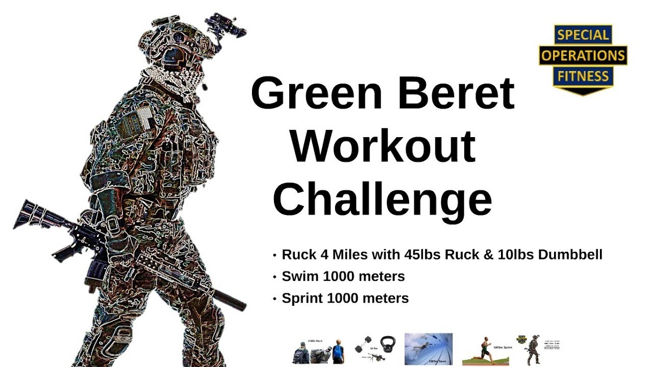 Green beret workouts