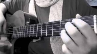 Sting - Why Should I Cry For You? [Acoustic Guitar Cover]