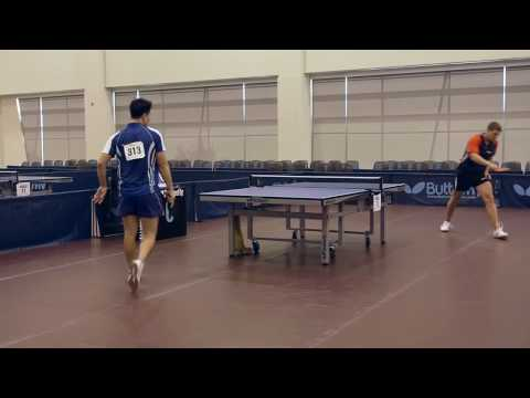 2010 US Open Hardbat Finals - Game 5b
