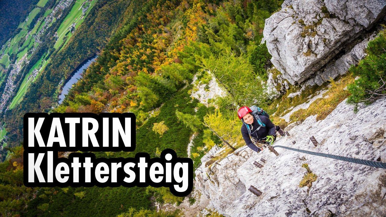 Klettersteig Bad Ischl : Bad ischl katrin klettersteig alpenverein seekirchen