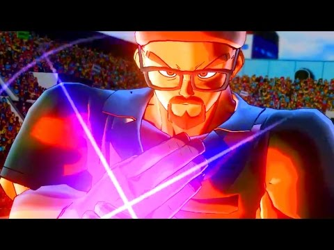 BIG SMOKE, SAN ANDREAS ACTION! | Dragon Ball Xenoverse 2 MODS - Mod Series Gameplay, PC