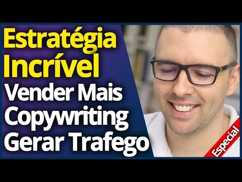 Estratégia Incrível p/ Vender Muito na Internet Marketing Digital, Copywriting, Gerar Tráfego,