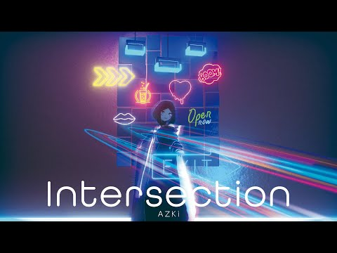 【オリジナルソング】Intersection / AZKi【Can't stop love with you】