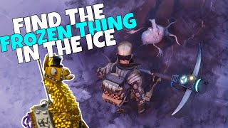 "NEW Amazing Quest! ""The... Other Thing!"" Find The Frozen Thing In The Ice 