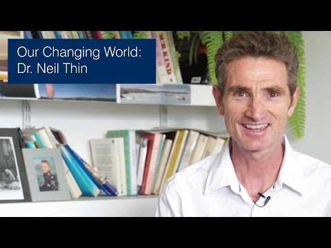 Social wellbeing: the global happiness epidemic with Dr Neil Thin