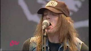 The Hellacopters - Like No Other Man (Live at Hove 2008)
