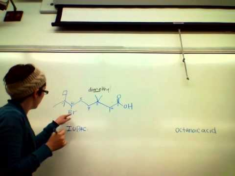 Carboxylic acids naming and reactions: Neutralization, esterification, and amidation