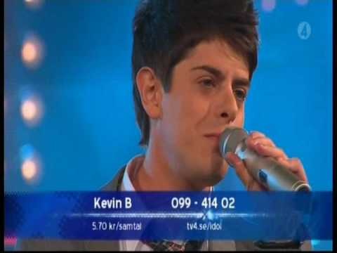 Kevin Borg - If Tomorrow Never Comes (Idol 2008)