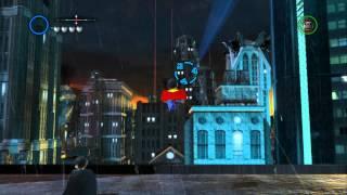 LEGO Batman 2 DC Super Heroes - Unlocking All Villain Characters in Gotham City South