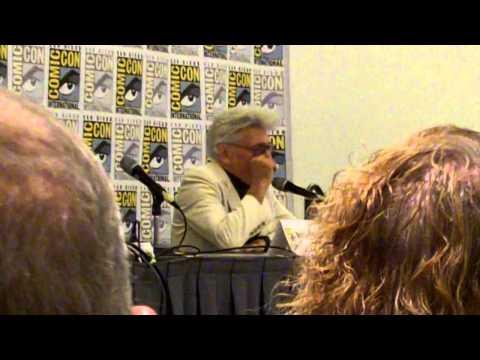SDCC 2014: Jim Steranko Vs. Bob Kane